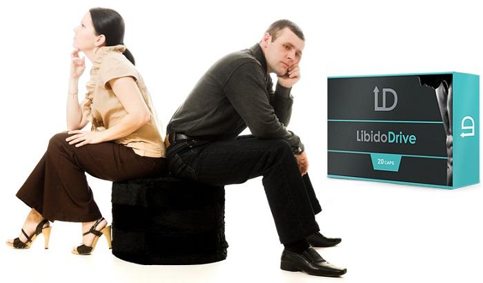 Libido Drive за потентността: уникален продукт с мощен ефект!