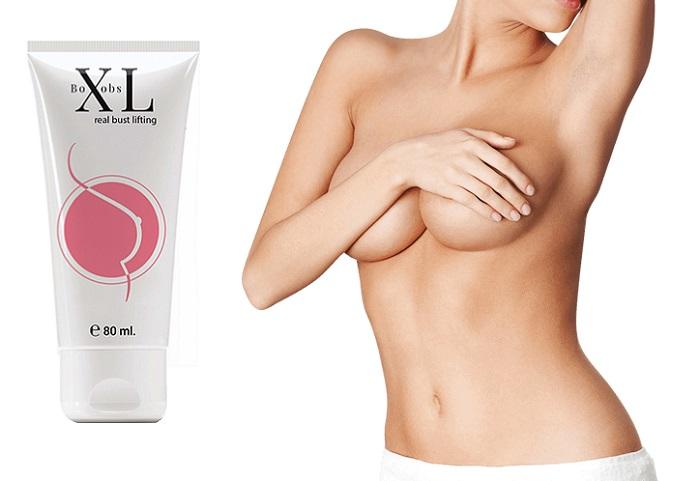 Boobs XL за увеличаване на гърдите: подходящ за всички жени, независимо от възрастта!