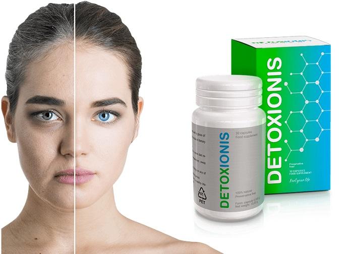 DETOXIONIS от шлаки и токсини: запазва витамините и полезните микроелементи!