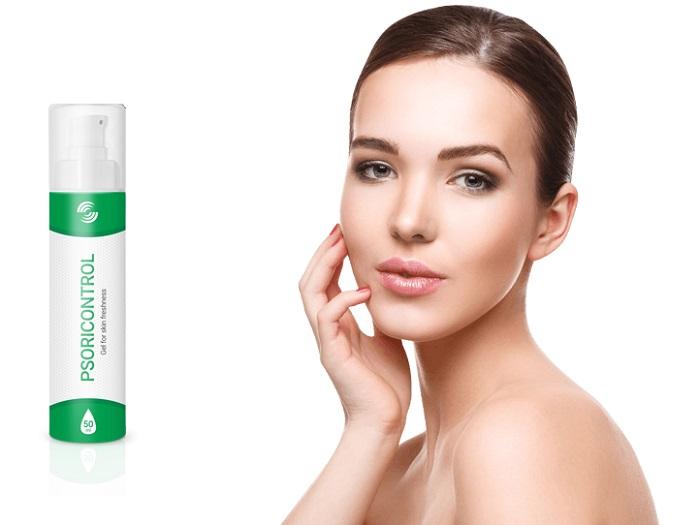 Psoricontrol за почистване на кожата: действа активно за подобряване на проблемната кожа!