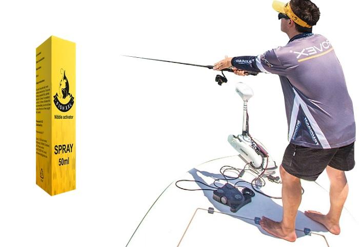 FISH XXL активатор за кълване: това е единственият за днешния ден активатор за кълване с доказан ефект!