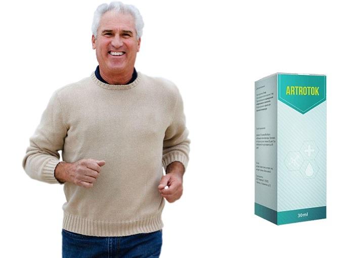 Artrotok за ставите: е ефективно средство против остеохондроза, артроза и травми!