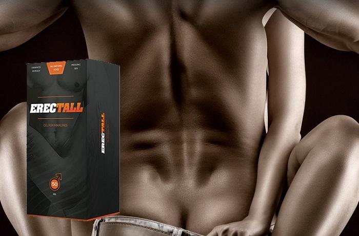 ERECTALL за потентността: увеличаване дебелината и дължината на вашия пенис с до 6-8 см!