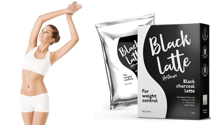 Black Latte: лате с активен въглен за хора, които обичат сладко и мечтаят да отслабнат