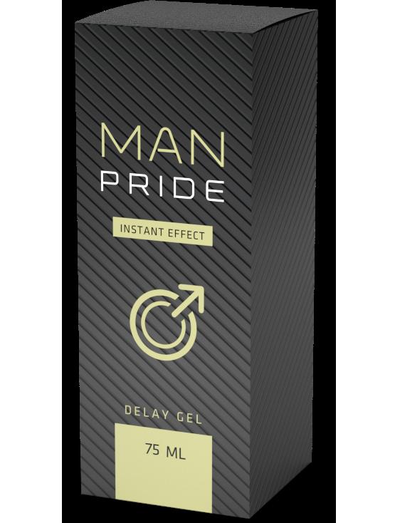 Man Pride: уголемява пениса и удължава времетраенето на ерекцията