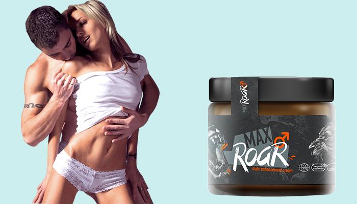MaxRoar: гарантирано уголемяване на пениса с 5 см на месец