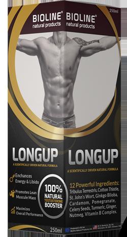 LongUp за потентността: издигнете сексуалното си удоволствие на по-високо ниво