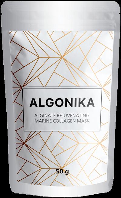 Algonika от бръчки: маска №1 за лице