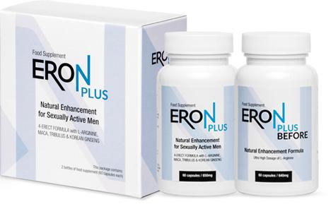 Eron Plus за потентността: моментално елиминира проблема!