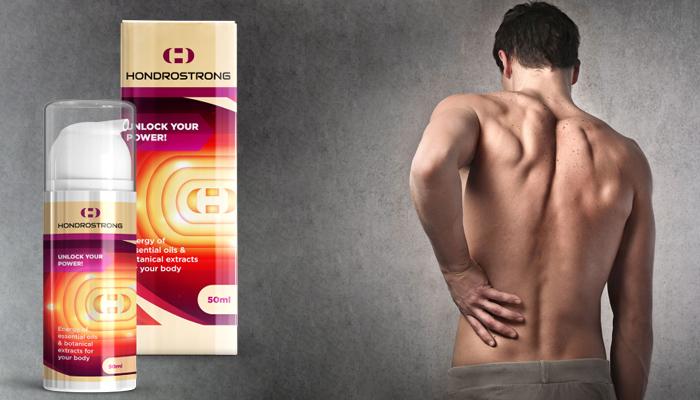 Hondrostrong: крем за борба със ставните болки, артрита и артрозата