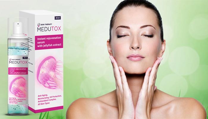 Medutox от бръчки: уникален серум, които ще възстановят красотата и младостта на кожата