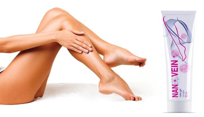 NANOVEIN срещу разширени вени: засилва с 89% възстановяването на тъканите на увредените кръвоносни съдове