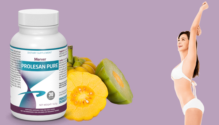 Prolesan Pure за отслабване: сжигатель жира, созданный диетологами