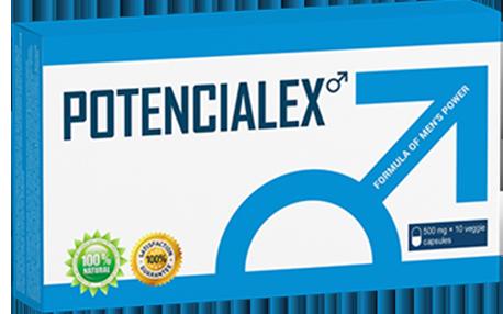 Potencialex за потентността: каменна ерекция за рекордите на Гинес