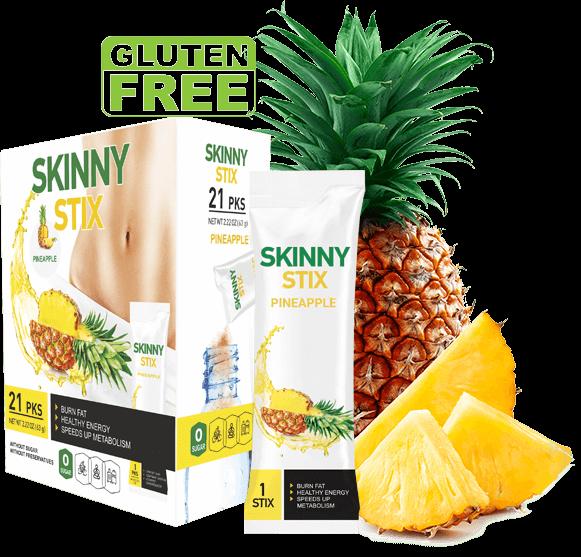 Skinny Stix: иновативно 100% натурално средство за отслабване