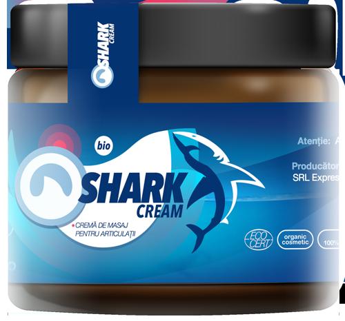 Shark Cream: отървете се от болките в ставите