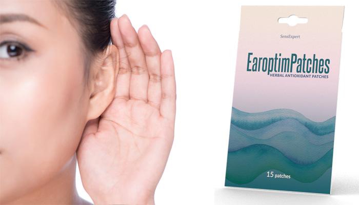 Earoptim Patches: начин за подобрение на слуха, разработен от японски билкар