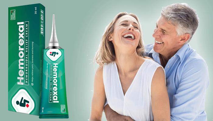 Hemorexal: ефективно лечение на хемороиди