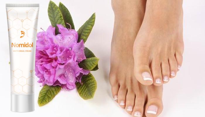 Nomidol срещу гъбички: погрижете се за здравето на краката си!