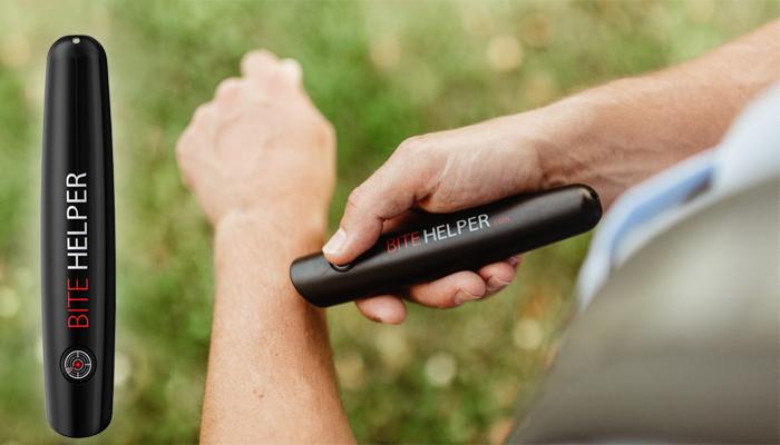 Bite Helper: надежден начин за облекчение на дискомфорта от ухапване от комар или друго насекомо