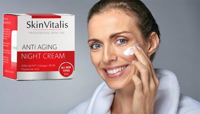 SkinVitalis: побеждава всякакви бръчки само за 28 дни!