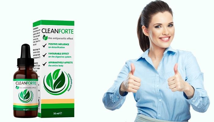 Clean Forte: започнете да живеете без брадавици и папиломи
