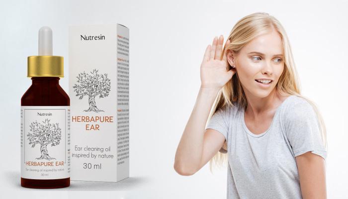 Nutresin Herbapure Ear: по натурален начин възстановява слуха в рамките на 28 дни