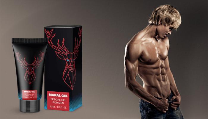 Maral Gel за уголемяване на пениса: повече увереност в мъжествеността си