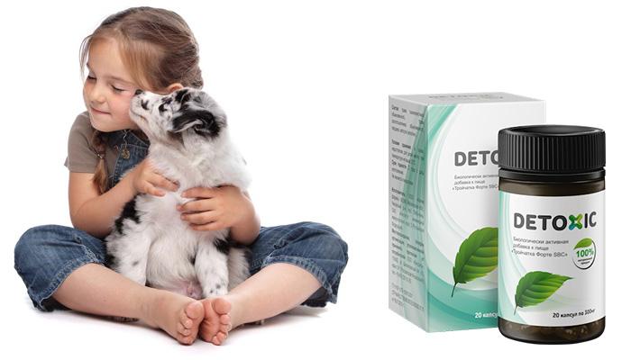 Detoxic срещу паразити: е признат за водещ продукт в борбата с паразитите в човешкото тяло