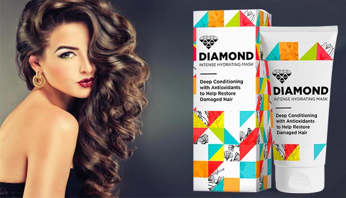 Diamond: бързо възстановяване на изтощена коса