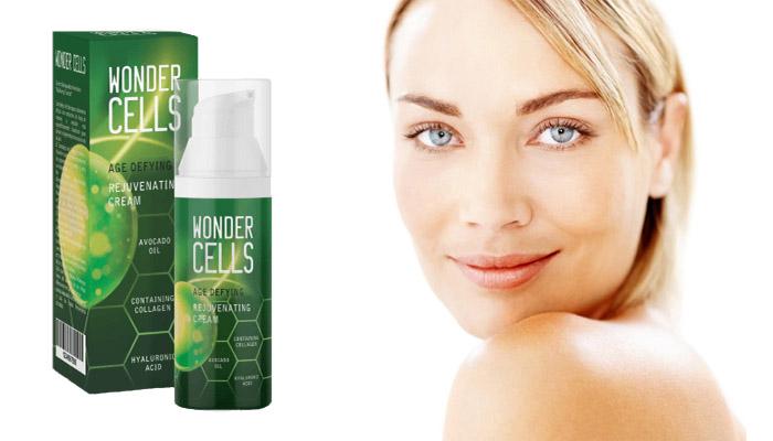 Wonder Cells срещу бръчки: е главен съюзник в борбата с възрастта