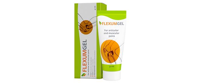 Flexumgel: подобрява функционалното състояние на ставите на тялото