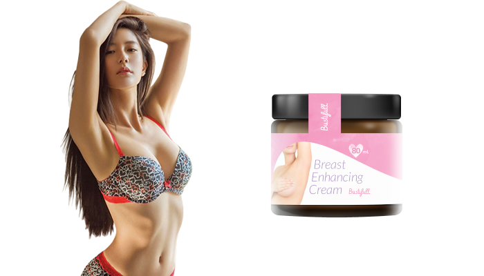 BustiFull за увеличаване на гърдите: помага на гърдата да расте по естествен начин