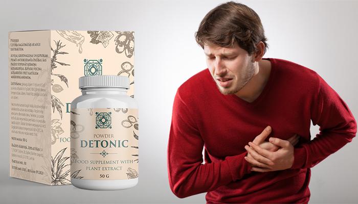 Detonic срещу хипертония: кръвното става нормално с първата употреба и завинаги
