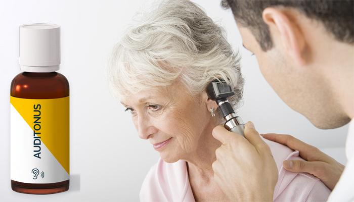 AUDITONUS: премахва всеки симптом на заболяване на ушите и възстановява слуха!