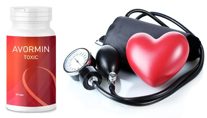 AVORMIN Toxic срещу хипертония: кръвното налягане е в норма от първото приложение и завинаги