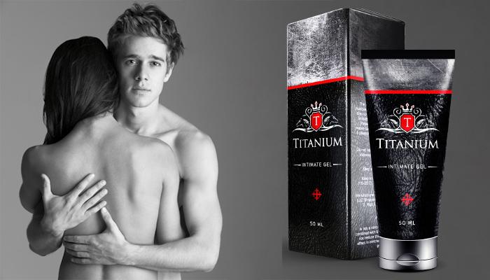 Titanium: гел за уголемяване на пениса