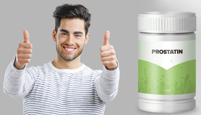 Prostatin: двоен удар върху простатит