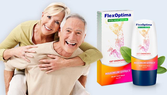 FlexOptima: най-доброто натурално средство срещу болки в ставите