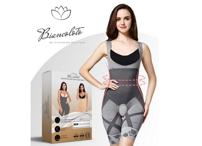 Biancoloto стягащ гащеризон: бельо от ново поколение загубване на тегло и коригиране на фигурата!