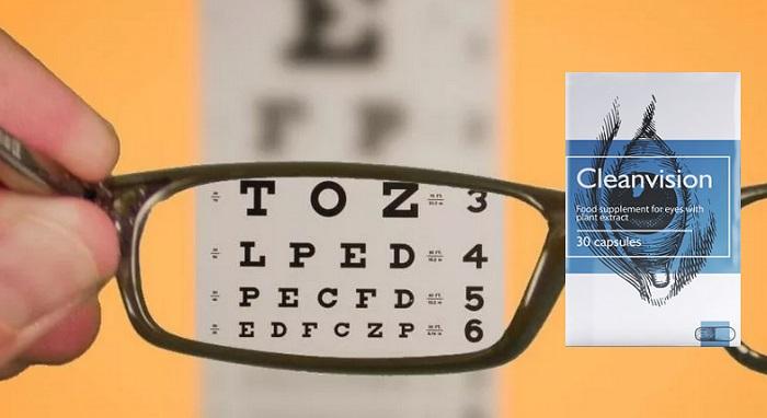 Cleanvision за визия: ще ви върне здравето на очите за 1 курс!