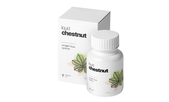 Liquid Chestnut за отслабване: мощна комбинация против наднорменото тегло!