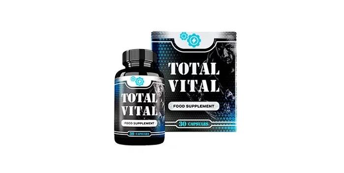 Total Vital от простатит: върнете здравето на мъжете в продължение на години!