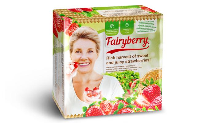 FairyBerry: невероятна реколта от големи и вкусни ягоди само след 1 месец!