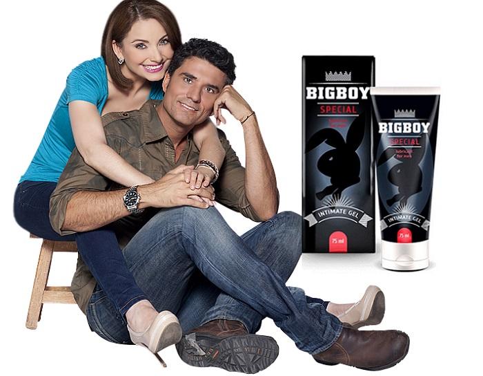 BigBoy Special за да увеличите: дайте на вашата жена незабравимо удоволствие!