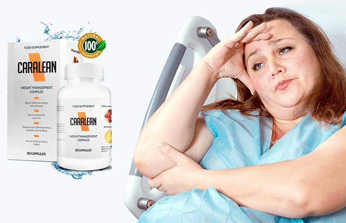 Caralean за отслабване: ефективно премахва излишните килограми!