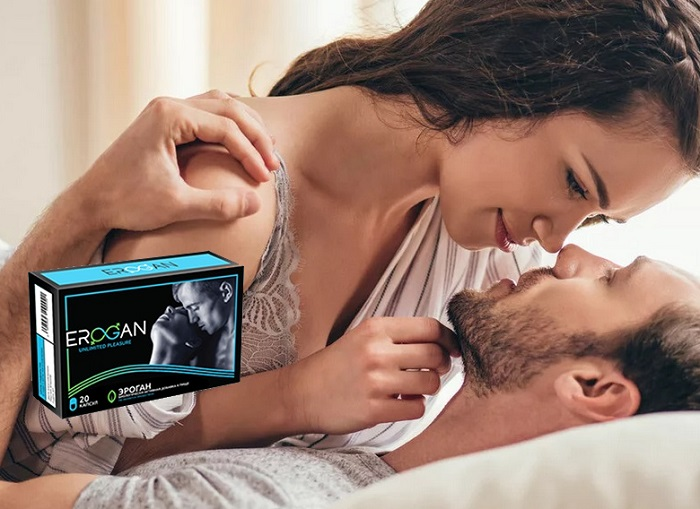 Erogan за потентност: бъдете 100% сигурни в леглото!