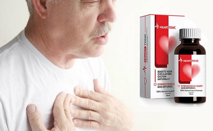 HeartTonic от хипертония: забравете за възпалителни процеси и болка!