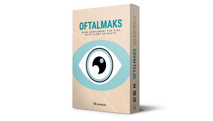 OFTALMAX: със 100% ефективност поддържа и предпазва зрението
