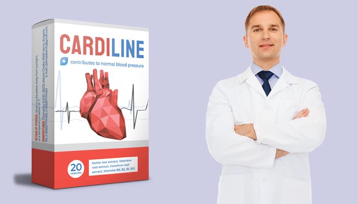 Cardiline срещу хипертония: кръвното става нормално с първата употреба и завинаги